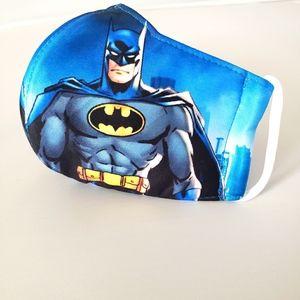 Batman Kid face masks